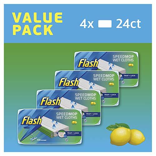 Flash Speedmop - Recambio para Trapos húmedos (6,437 kg)