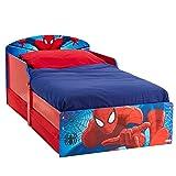 Hello Home - Cama infantil Spiderman con cajones de almacenamiento [mattress not...