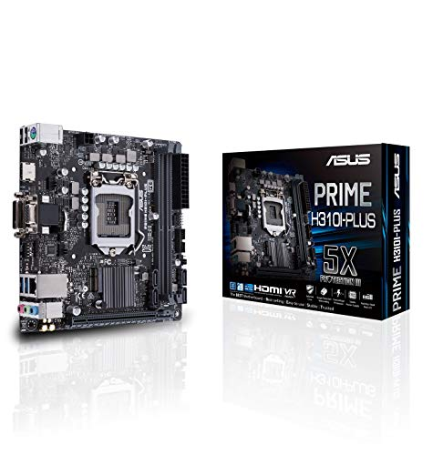 ASUS Prime H310I-PLUS R2.0 - Placa Base