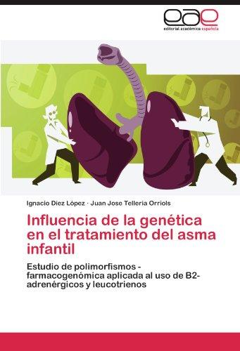 Influencia de la genética en el tratamiento del asma infantil