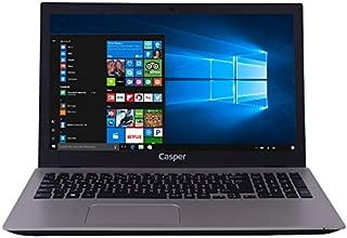 Casper F650.8250-8T55X-S 15.6 inç Dizüstü Bilgisayar Intel Core i5 8 GB 1000 GB NVIDIA GeForce 710M, Gri (Windows veya herhangi bir işletim sistemi bulunmamaktadır)