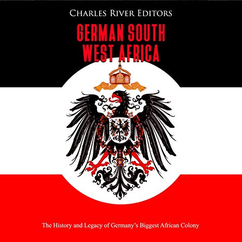 German South West Africa Titelbild