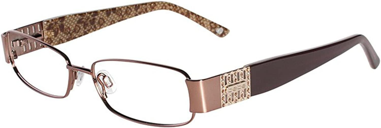 BEBE Eyeglasses BB5038 234 Topaz 50MM