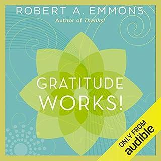 Gratitude Works! audiobook cover art