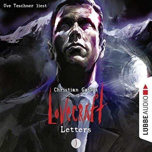 Lovecraft Letters 1 Titelbild