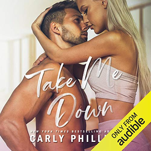 Take Me Down audiobook cover art