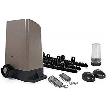 Avidsen 114455 - Motorización de puerta corredera (24 V): Amazon ...