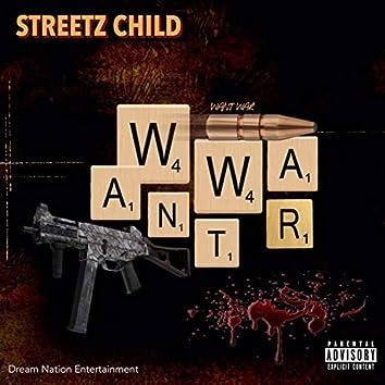 Want War (feat. Z18will)