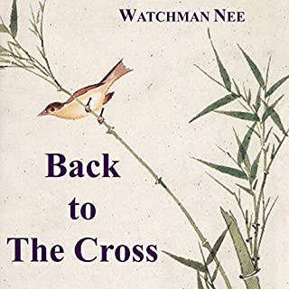 Back to the Cross cover art