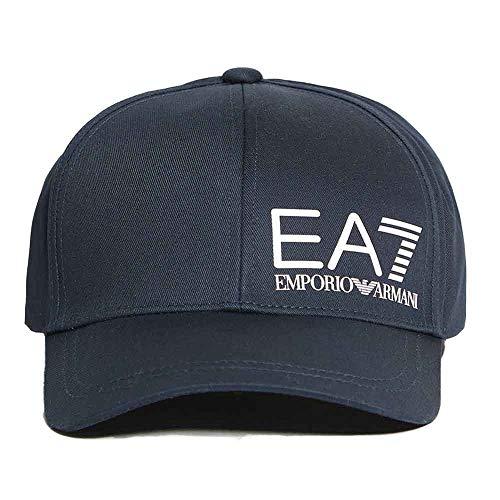 Emporio Armani EA7 Herren Cap blu