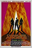 Poster Charlies Angels Movie 70 X 45 cm