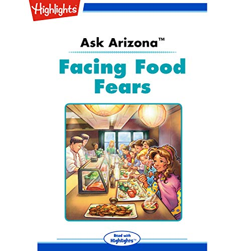 Ask Arizona: Facing Food Fears copertina