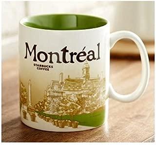 Starbucks Global Icon Collector Series Mug, Montreal 16 fl oz