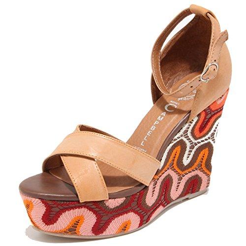 Jeffrey Campbell 87616 Sandalo Zeppa Bradshaw Scarpa Donna Shoes Women [41]
