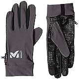 [ミレー] 登山用手袋 QD TREK GLOVE メンズ CHARCOAL EU M (日本サイズL相当)