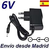 Cargador Corriente 6V Reemplazo Vigilabebes Tigex 950 900 Recambio Replacement