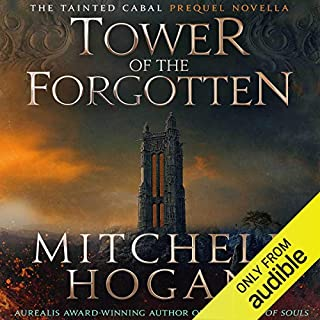 Tower of the Forgotten audiobook cover art