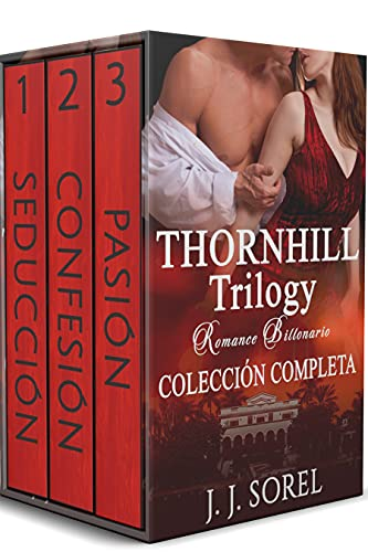 "THORNHILL TRILOGY COLECCIÃ""N COMPLETA de J. J. Sorel"