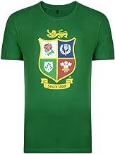 British & Irish Lions Logo Tee [green]