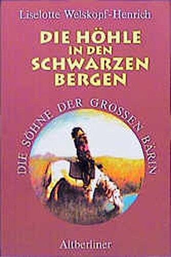 Buchseite und Rezensionen zu 'Die Söhne der Grossen Bärin' von  Liselotte Welskopf-Henrich