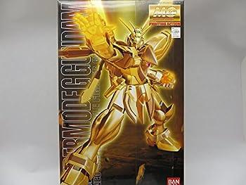 Gundam MG Hyper Mode God Gundam  Burning Gundam  Scale 1/100 Gold by BANDAI