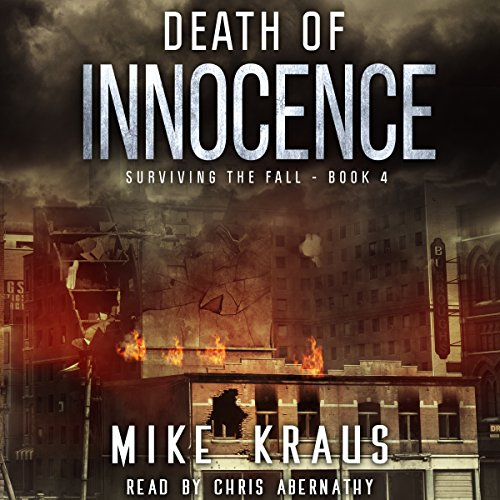 Death of Innocence audiobook cover art