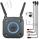 [Upgraded] 1Mii B06Pro Long Range Bluetooth Receiver, HiFi...