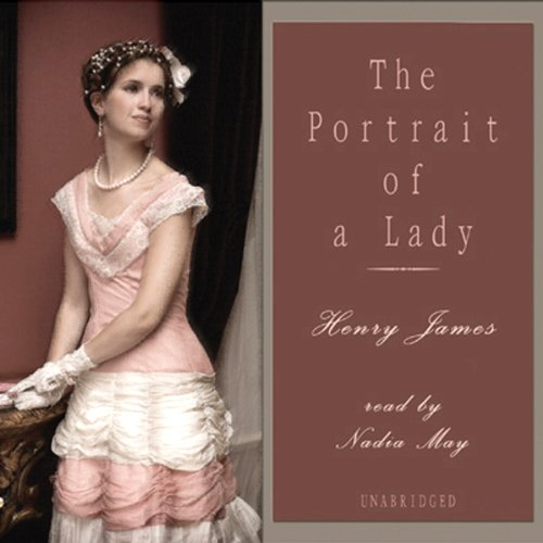 The Portrait of a Lady copertina