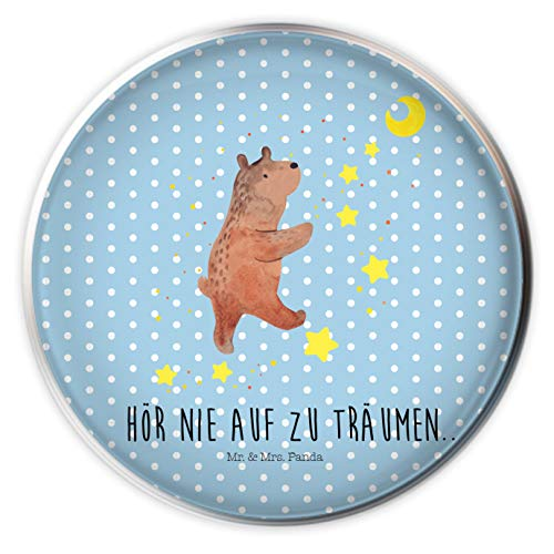 Mr. & Mrs. Panda Waschbecken Stöpsel Bär Träume - Bär, Träumen, Traum, Traumdeutung Waschbecken Stöpsel, Abflussstöpsel, Stöpsel, Waschbecken