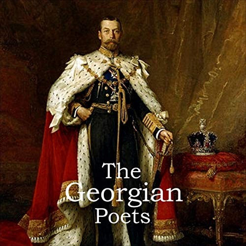 『The Georgian Poets』のカバーアート