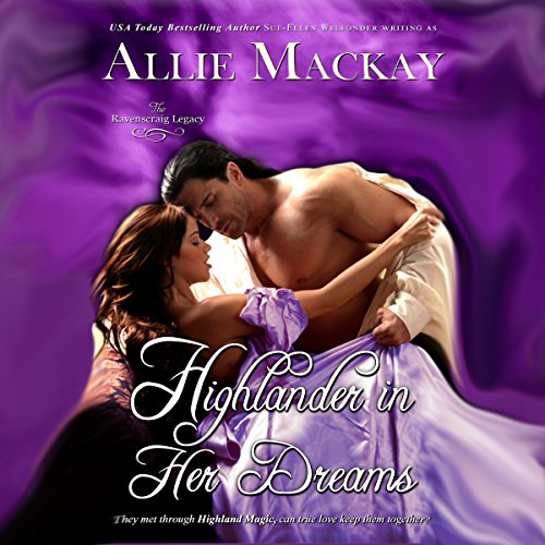 Highlander in Her Dreams audiobook cover art