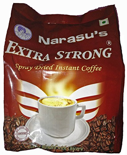 Narasus Coffee Extra Strong Instant Coffee (200g) - Pack of 5