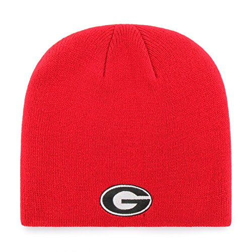 georgia bulldog knit hat - 4
