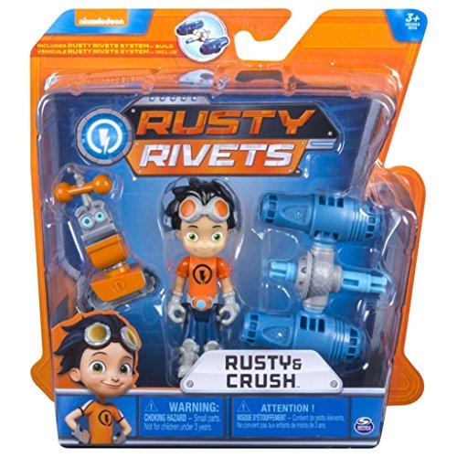 RUSTY RIVETS - Rusty and Crush