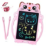 CHEERFUN Girls Toys Gifts LCD Writing Tablet for Kids,...