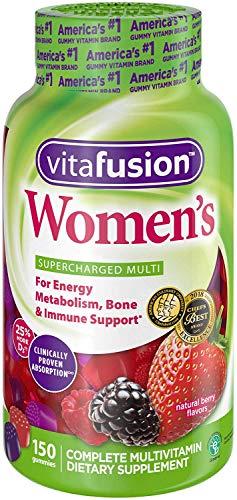 Vitafusion Women's Daily Multivitamin Gummy 150 ea (Pack of 2)