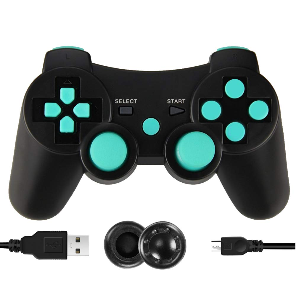 Controller Wireless Vibration Gamepad Playstation