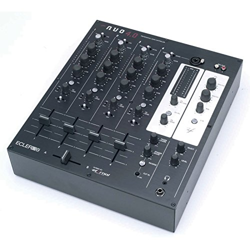 ECLER Nuo 4.0 Battle-Mixer