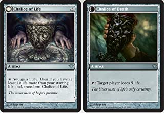 Magic: the Gathering - Chalice of Life // Chalice of Death (146) - Dark Ascension