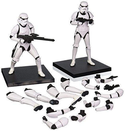 Kotobukiya Star Wars: Stormtrooper ArtFX+ Statue 2-Pack image