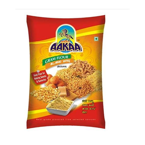 AAKAA Gram Flour / Besan 500 GM