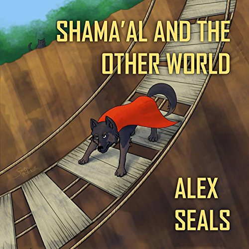 Shama'al and the Other World audiobook cover art