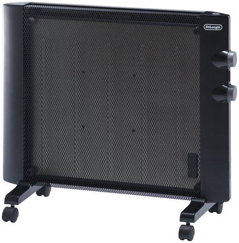 デロンギ(DeLonghi)マイカパネルヒーターブラック2~6畳HMP900J-B