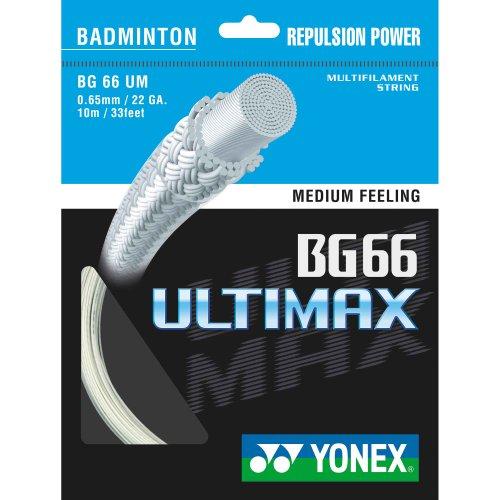 Yonex BG-66 Cordage Ultimax pour raquette de...