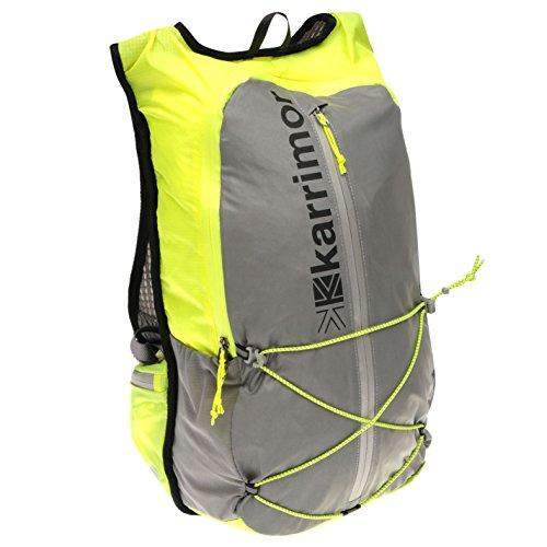 Karrimor Unisex X Lite 15L Running Backpack ReflectYellow One Size