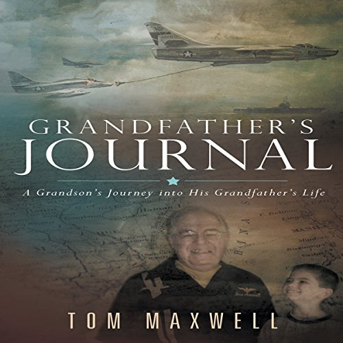Grandfather's Journal audiobook cover art