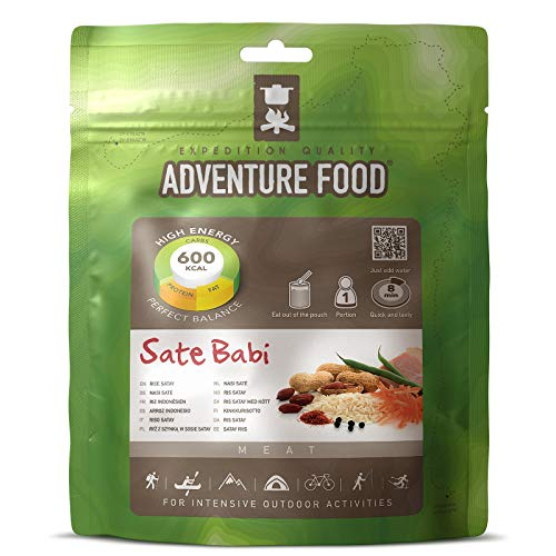 Adventure Food - Saté Babi, Einzelportion 148g