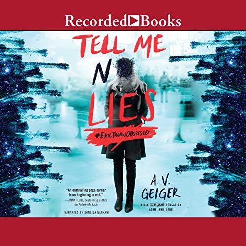 Couverture de Tell Me No Lies