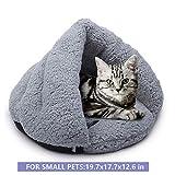 Sacco a pelo gatto a forma di nido