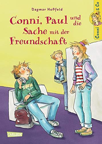 Conni & Co 8: Conni, Paul und die Sache mit der Freundschaft (8)